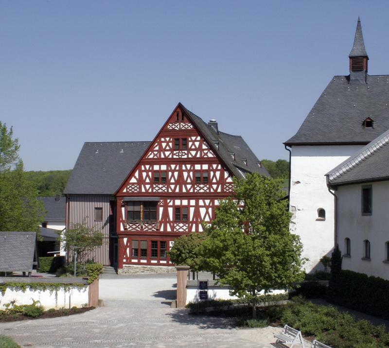 Schweigen im kloster hessen